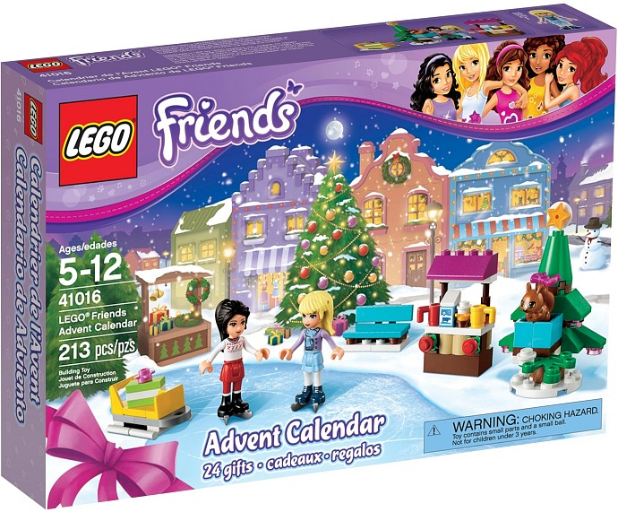 Friends advent kalender 2013